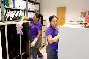La limpieza de oficinas requiere alta profesionalidad, eficacia y responsabilidad.