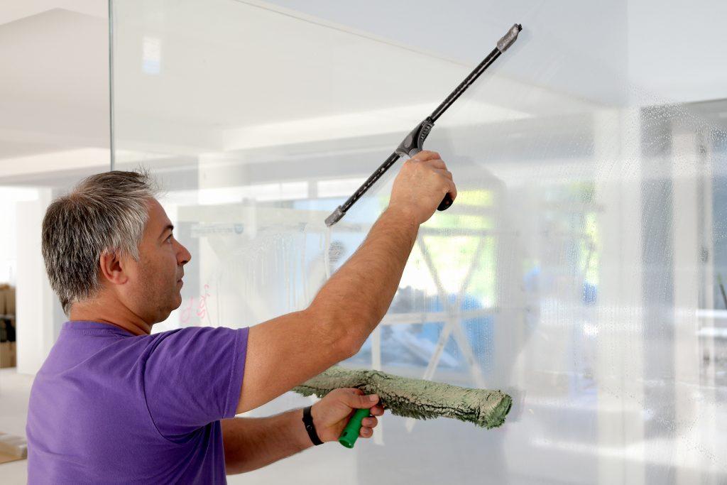 Limpieza profesional de cristales a domicilio