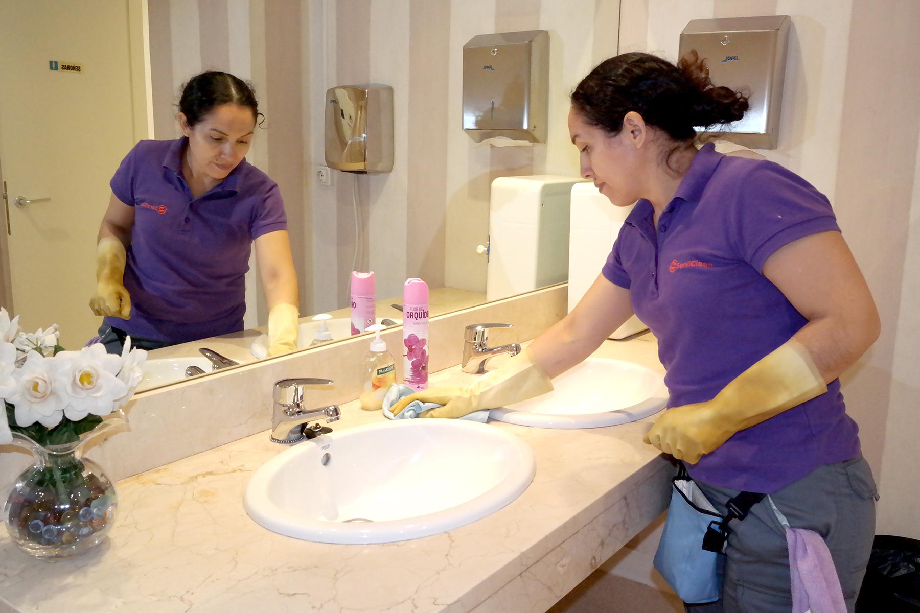 Servicios de limpieza profesional en el hogar