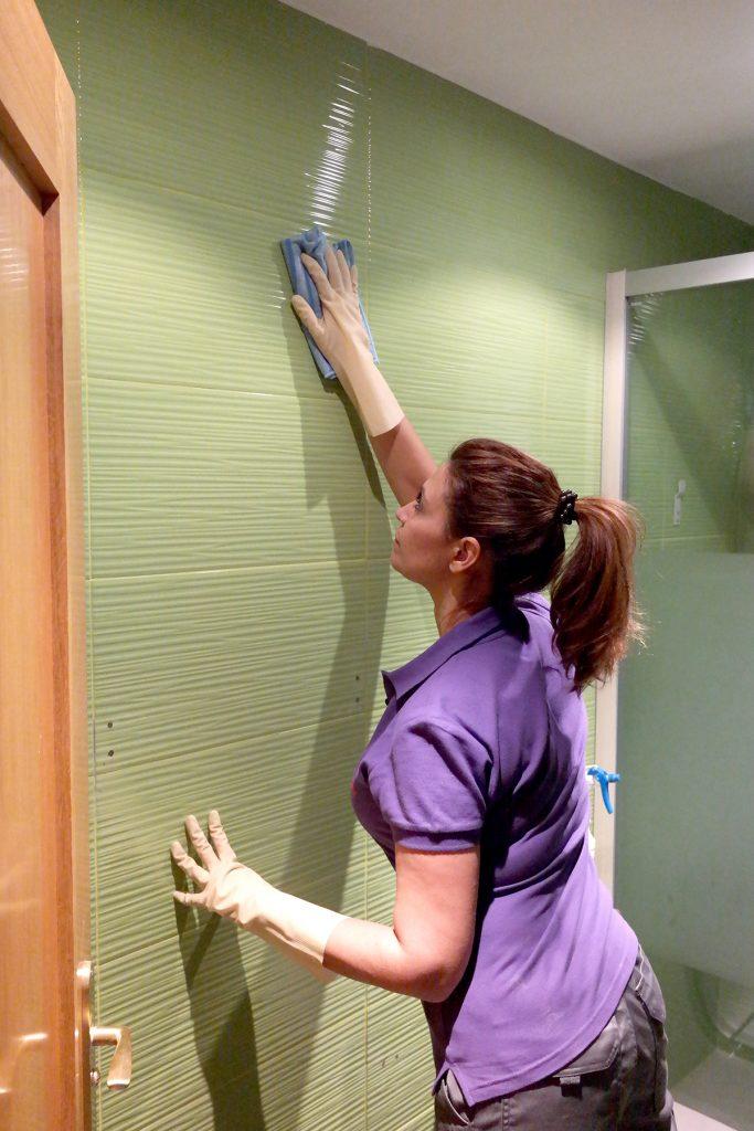 Limpieza de domicilio por cambio de inquilino y mudanza