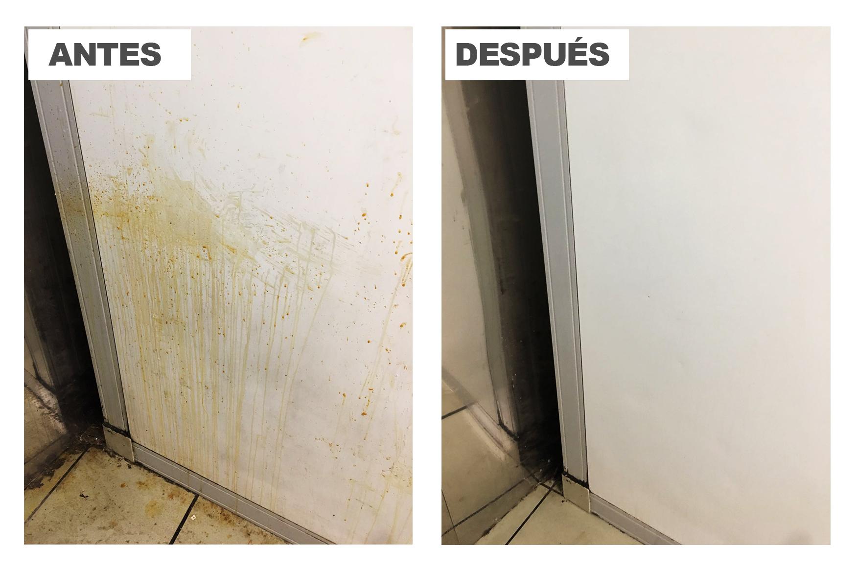 Servicios de limpiezas especiales