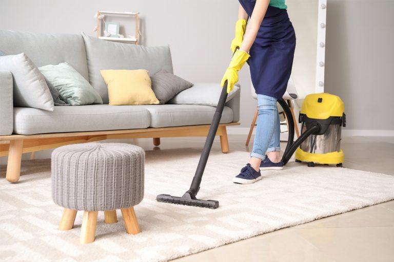 Cómo realizar una correcta limpieza en el hogar